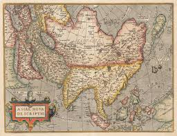 Map If Asia by Vintage Maps Of Asia The Vintage Map Shop Inc