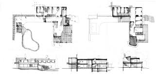 villa mairea floor plans elevations sections alvar aalto