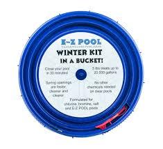 e z pool winter closing kit poolsupplies