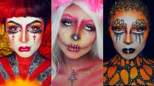 Easy Halloween Makeup by Special Effects Makeup Transformations 1 Easy Halloween Makeup