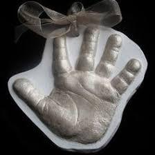 diy salt dough handprint salt dough large bowl and keepsakes