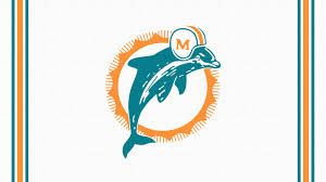 miami dolphins logo wallpaper u2013 wallpapercraft