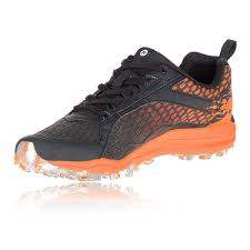 black friday merrell shoes merrell all out crush tough mudder womens orange black running