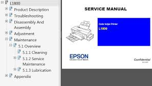 epson l replacement instructions epson l1800 printers service manual new service manuals download