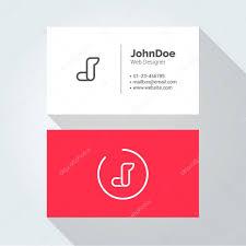 j simple letter minimal alphabet linear logo business card