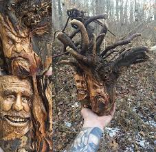 maskerart awesome wood carving by josh carte instagram