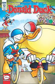 donald duck 12 u2013 idw publishing