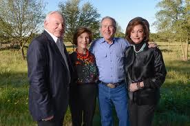 George H W Bush Date Of Birth George W Bush And Laura Celebrate Their 70th Birthdays