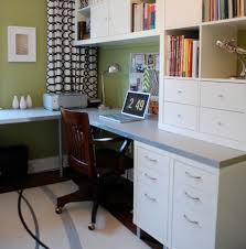 Wall Mount Laptop Desk by Interesting Simple Home Office Design Ideas Wall Mounted Laptop