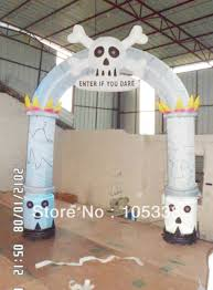 inflatable halloween lawn decorations outdoor inflatable halloween decorations