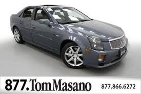 2005 cadillac cts v sale used cadillac cts v for sale in reading pa edmunds