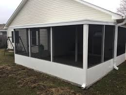 Outdoor Screen House by Screen Room 1st Choice Home Improvements Pensacola