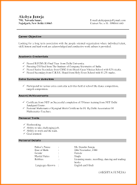 mesmerizing resume samples for freshers bcom about b resume format