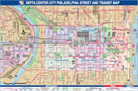 map of philly planphilly what if septa had a better map a rider tried