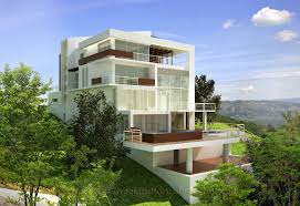 contemporary style house part 2