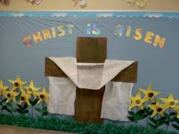 Easter Decorating Ideas For Bulletin Boards by Best 25 Easter Bulletin Boards Ideas On Pinterest Easter Images