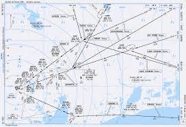 Iah Map Cdg Iah Cockpitseeker