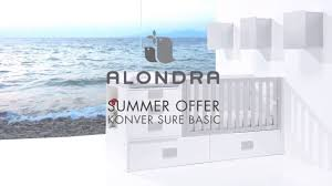Babyletto Mercer 3 In 1 Convertible Crib by Summer Offer 2016 Convertible Crib Sure Basic K513 Alondra Youtube