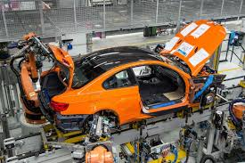 bmw factory assembly line last bmw m3 coupe rolls off the production line marking the end of