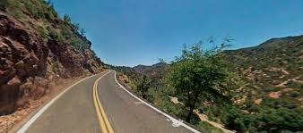 scenic byway coronado trail scenic byway