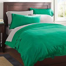 Boys Duvet Covers Twin Classic Metro Duvet Cover Pillowcase Bright Green Pbteen