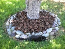 Cone Tree 15 Beautiful Pine Cone Crafts To Make Stunning Home Decor