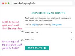 Body Of An Email When Sending Resume How To Create Multiple Copies Of An Email Draft Inside Gmail