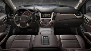 gmc yukon trunk space 2016 gmc yukon denali 4wd review notes king of the road trip