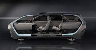 chrysler minivan the chrysler portal is the all electric self driving minivan for