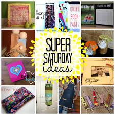 super saturday ideas a and a glue gun