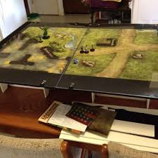 Best Gaming Table Ideas Images On Pinterest Game Tables - Board game table design