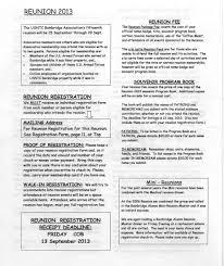 thanksgiving past dates newsletters usntc bainbridge association