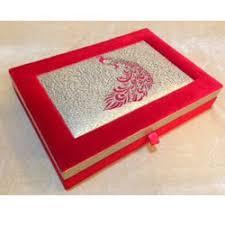 Wedding Cards In India Wedding Card Box Rishabh Enterprises Manufacturer In Shahdara