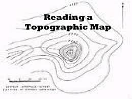 how to read topographic maps reading a topographic map