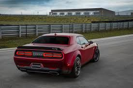 Neon Srt4 0 60 Challenger Srt Hellcat Gets A Widebody For 2018 Automobile Magazine