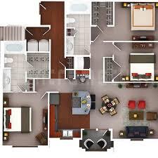design a floorplan search