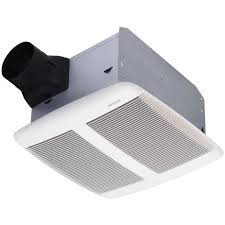 Broan QTR080 Ultra Silent Bath Fan 1 0 Sones 80 CFM Bathroom