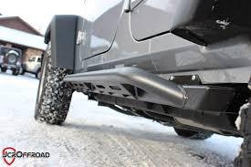 jeep rock sliders jcr offroad jeep jk jku rock sliders 4 door wrangler