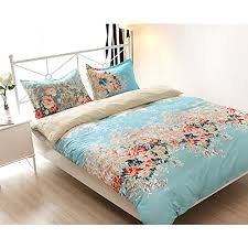 Discount Designer Duvet Covers Amazon Com Vaulia Lightweight Microfiber Duvet Cover Sets