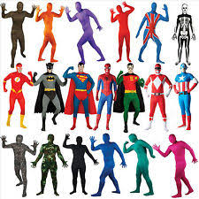 rubie u0027s superhero fancy dresses for men ebay