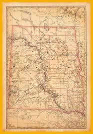 North Dakota Time Zone Map by Maps Update 500327 South Dakota Travel Information Map U2013 South