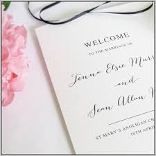 cardstock for wedding programs affordable wedding programs template resume exles bxk2q8jmyg