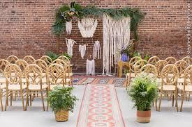 wedding backdrop large lace macrame wedding backdrop mosshound designs
