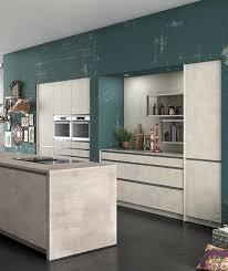 cuisine en beton modèle de cuisine clara béton ixina