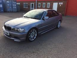 bmw 330cd m sport ii grey e46 modified coupe manual 2005 54
