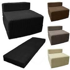 Single Pine Futon Sofa Bed With Mattress Futon Single Beds Roselawnlutheran