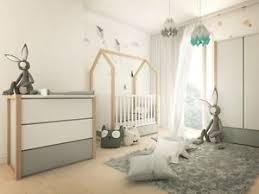 kinderzimmer grau weiß pinette babyzimmer bellamy weiß grau natur massivholz moebel88