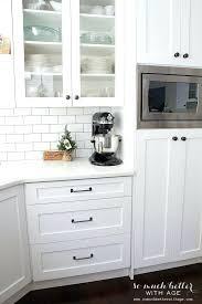 Kitchen Knob Ideas Cabinet Hardware For White Cabinets Nxte Club