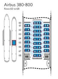 American Airlines Floor Plan World Traveller Plus Seat Maps Seating British Airways