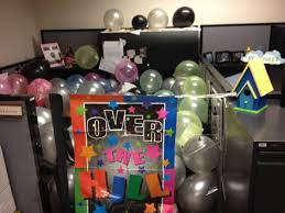 30 best birthday decorating at work images on pinterest birthday